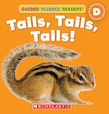 Guided Science Readers: Tails, Tails, Tails!