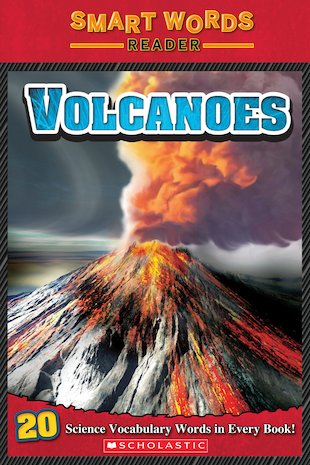 Smart Words Reader: Volcanoes