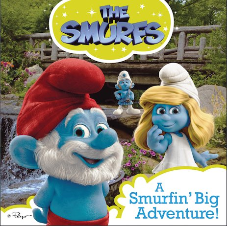 The Smurfs: A Smurfin' Big Adventure!