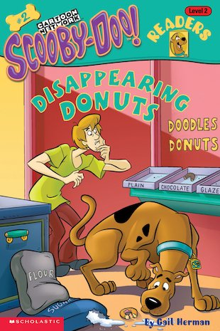Scooby-Doo! Disappearing Donuts