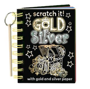 Scratch It! Gold and Silver