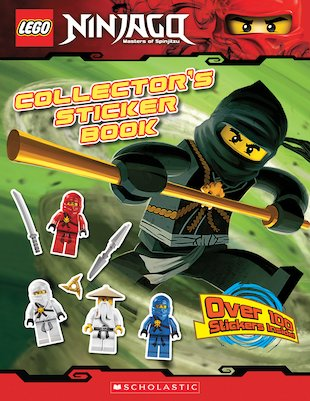 LEGO Ninjago: Collector's Sticker Book