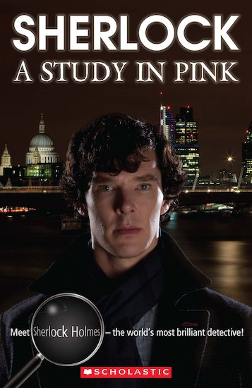 Sherlock: A Study in Pink (Book only)