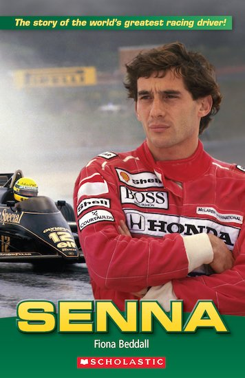 Senna (Book only)