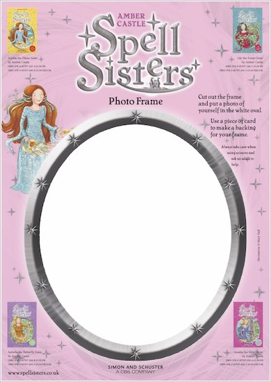 Make a Spell Sisters Photo Frame
