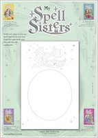 Design a Spell Sisters Book Cover