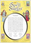 Spell Sisters Wordsearch