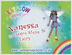 Rainbow Magic Vanessa the Dance Steps Fairy *exclusive* wallpaper