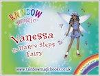 Rainbow Magic Vanessa the Dance Steps Fairy *exclusive* wallpaper