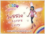 Rainbow Magic Jessie the Lyrics Fairy *exclusive* wallpaper