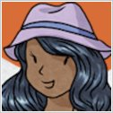 Rainbow Magic Vanessa the Dance Steps Fairy *exclusive* icon