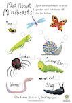 Mad About Minibeasts Activity Pack (8 pages)