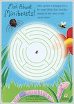 Mad About Minibeasts Spider Puzzle