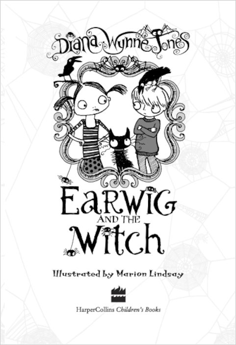 Earwig And The Witch Scholastic Kids Club