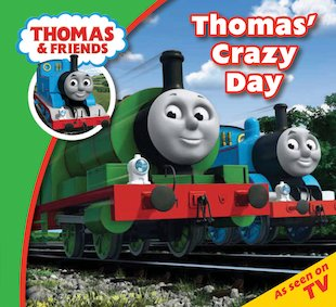 Thomas' Crazy Day