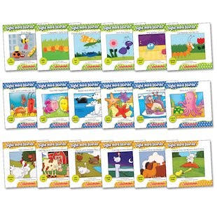 Sight Word Stories Pack
