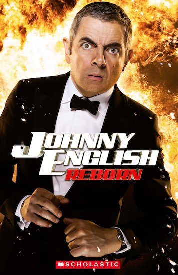 Johnny English Reborn (Book only)