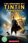 The Adventures of Tintin: The Three Scrolls (Book and CD)