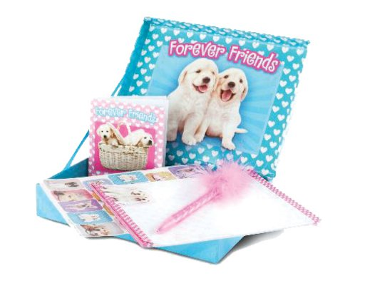 Forever Friends Stationery Box