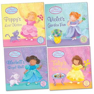 Petal Princesses Pack