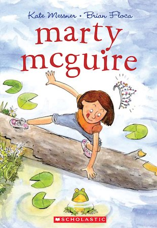 Marty McGuire