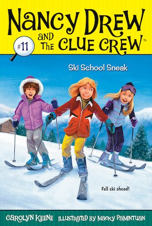 Nancy Drew and the Clue Crew: Ski School Sneak