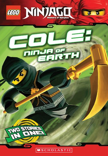 LEGO® Ninjago®: Cole - Ninja of Earth