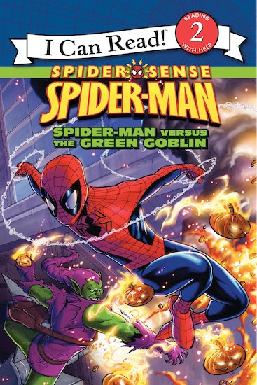 Spider-Man Versus the Green Goblin