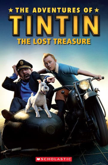 The Adventures of Tintin: The Lost Treasure (Book and CD)
