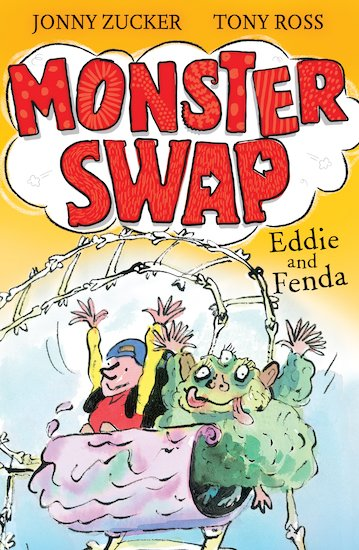 Monster Swap: Eddie and Fenda