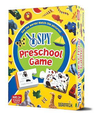I-Spy Preschool Game