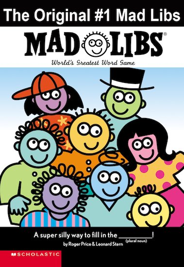 Mad Libs: The Original #1 Mad Libs