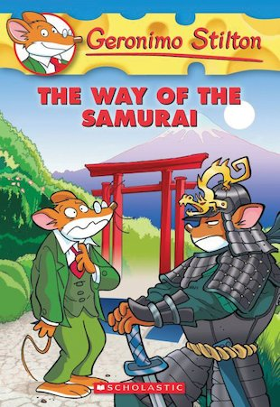 Geronimo Stilton: The Way of the Samurai