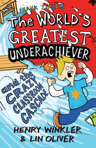 Hank Zipzer: The World's Greatest Underachiever and the Crazy Classroom Cascade