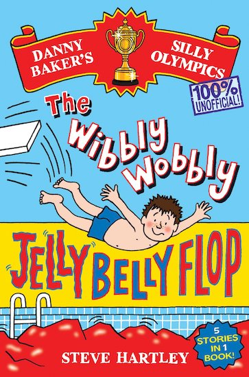 Danny Baker's Silly Olympics: The Wibbly Wobbly Jelly Belly Flop