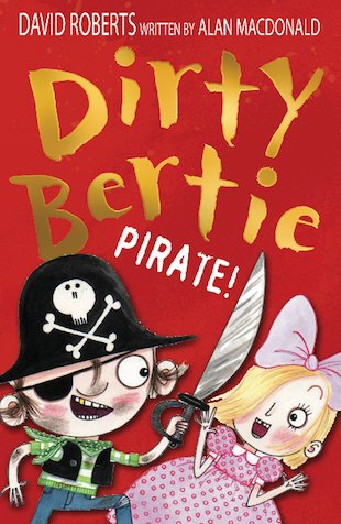 Dirty Bertie: Pirate!