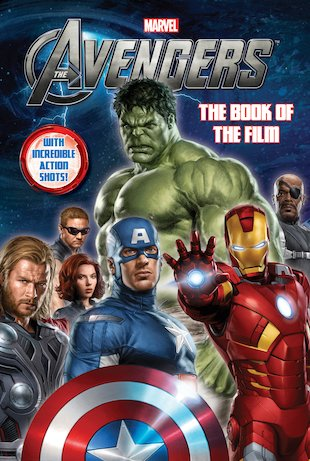 The Avengers: The Book of the Film