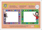 Tracy Beaker Photo Frame