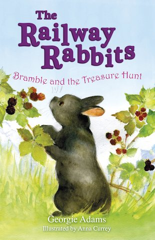 The Railway Rabbits: Bramble and the Treasure Hunt