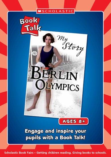 Book Talk - My Story: Berlin Olympics
