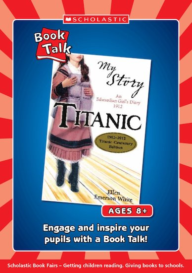 Book Talk - My Story: Titanic