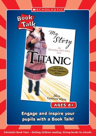 Book Talk - My Story: Titanic