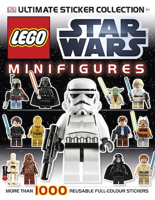 LEGO® Star Wars™ Minifigures: Ultimate Sticker Collection