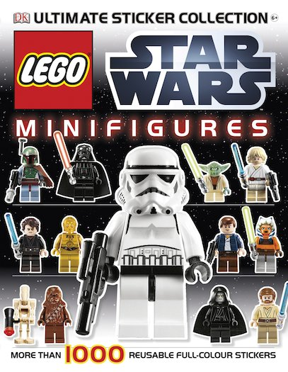 LEGO Star Wars Minifigures: Ultimate Sticker Collection