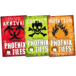 The Phoenix Files Trio