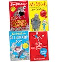 David Walliams Pack x 4