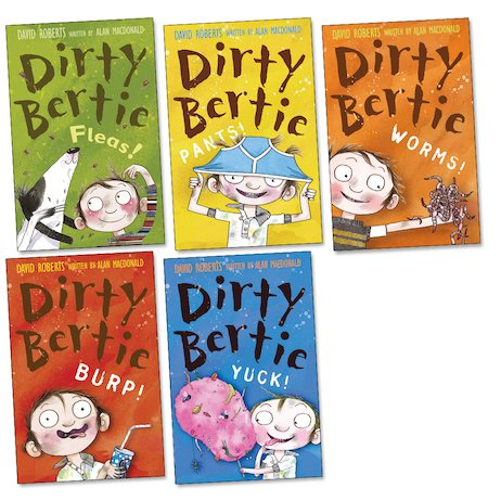 Dirty Bertie Pack