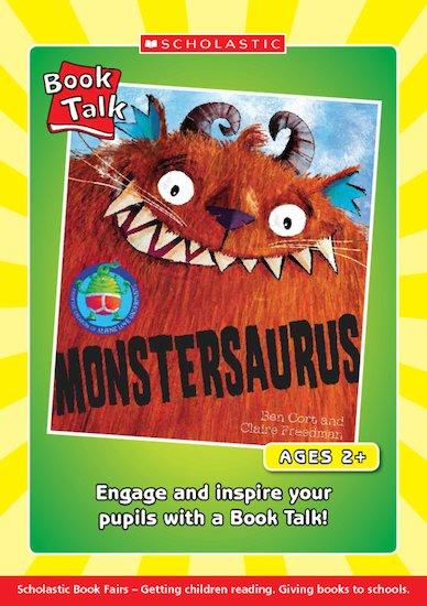 Book Talk - Monstersaurus