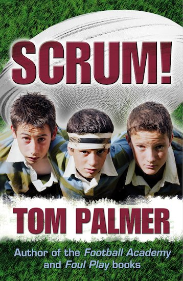 Barrington Stoke Fiction: Scrum!