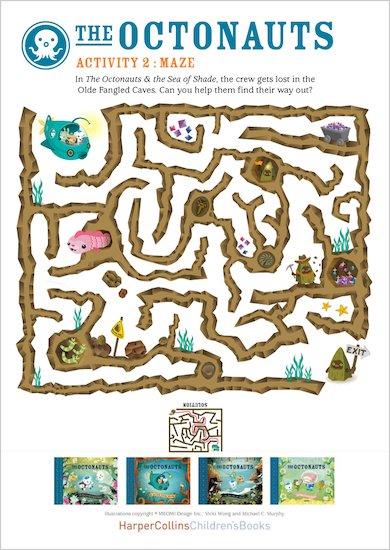 Octonauts Maze